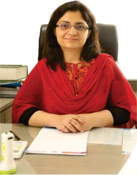 dr puja dhupar from petals children hospital